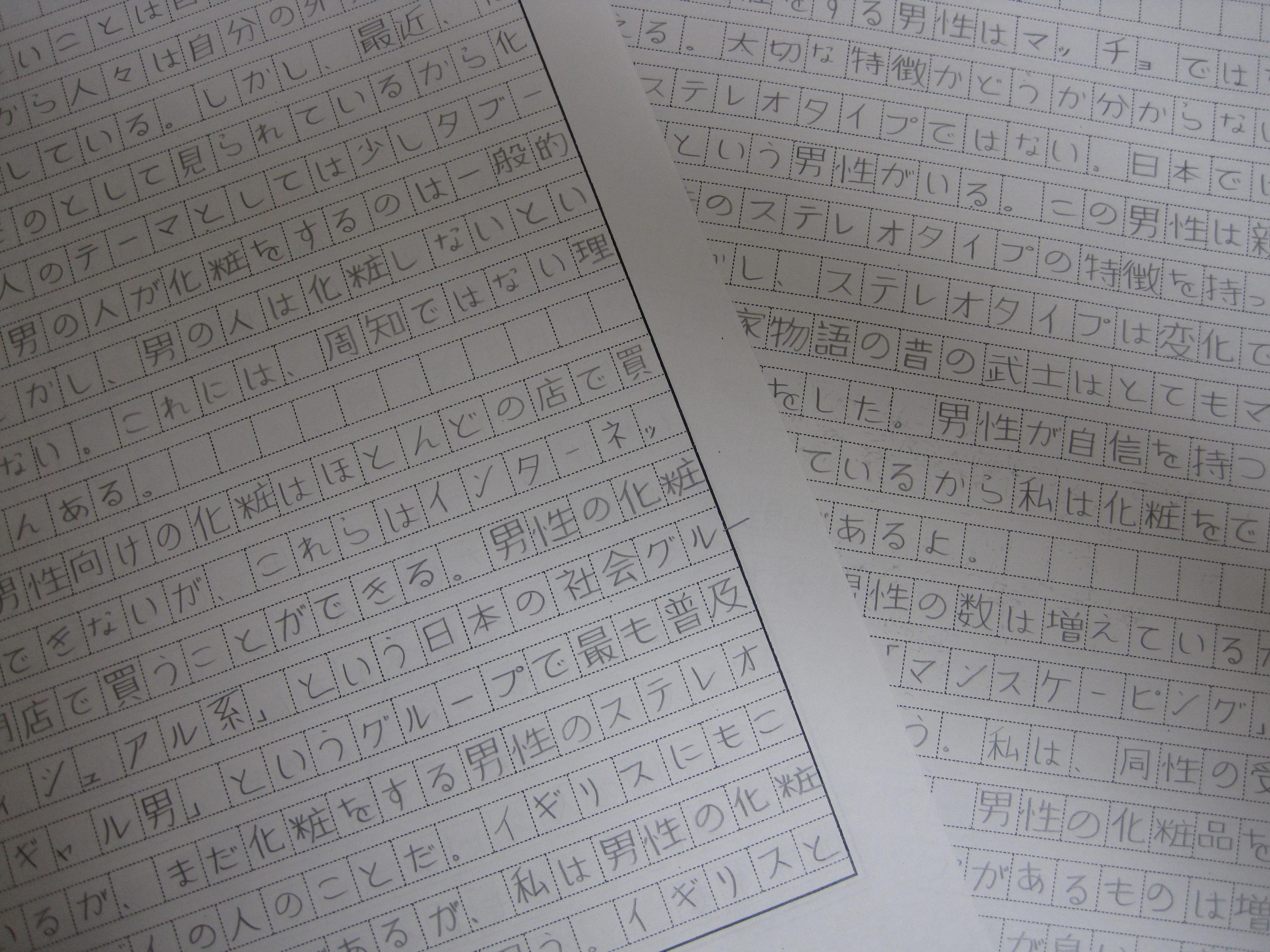japanese essay paper  needinesslibrarianga japanese essay paper